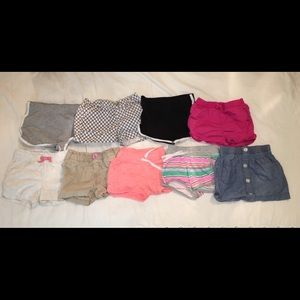 4T Girls shorts